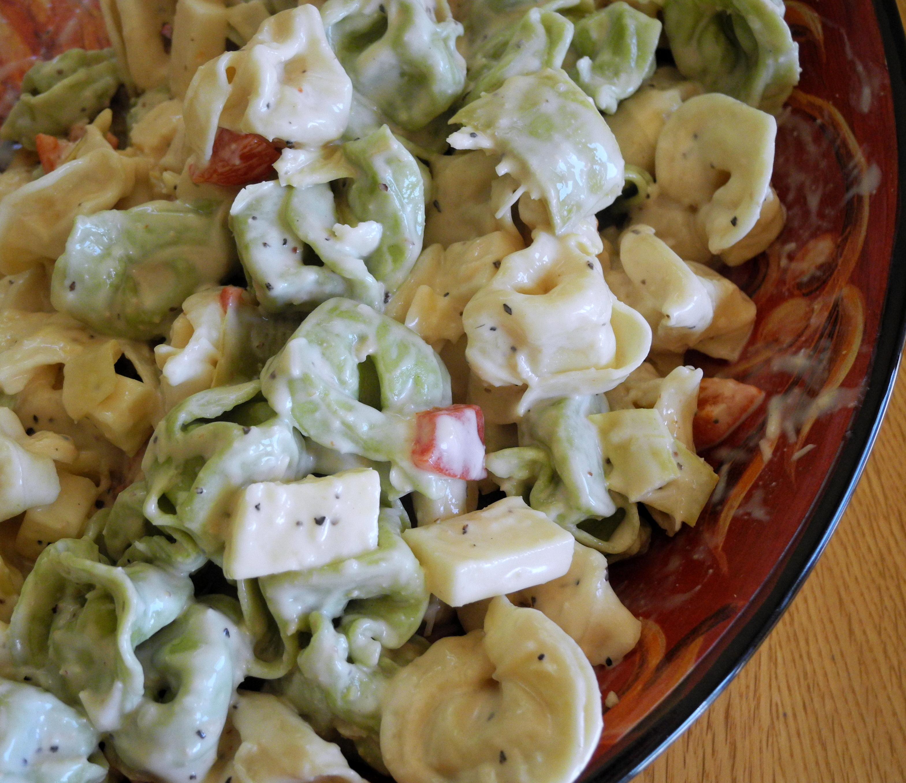 Tortellini Salad   Reini Days
