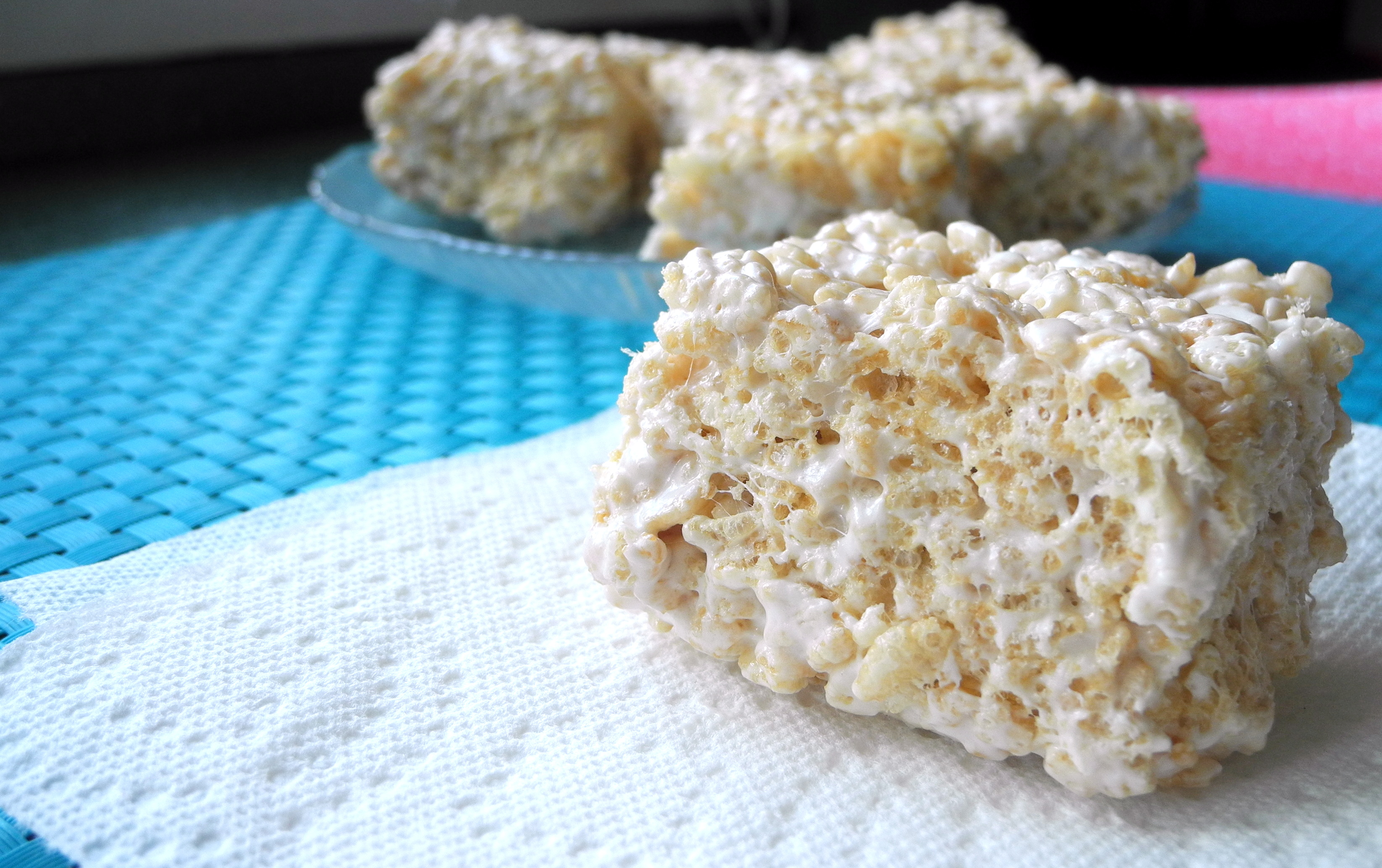 Salted Brown Butter Crispy Treats Recipes — Dishmaps