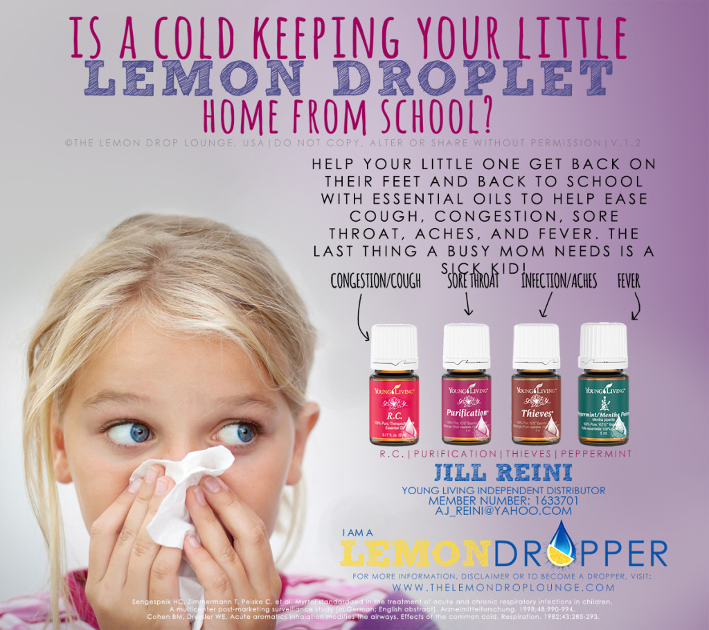 COLDS FOR KIDS